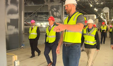 Lt. Gov. tours Spooky Nook, 'There's no place like this in the state of Ohio'