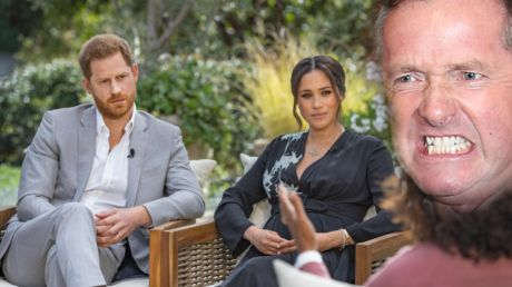 'I don't believe a word she says': Piers Morgan torched on Twitter for skepticism about Maghan Markle's alleged suicidal thoughts