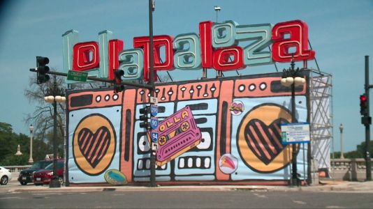 It's official: Lollapalooza returning to Chicago's Grant Park