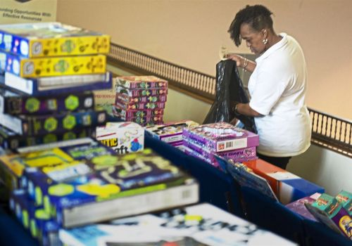 Goodfellows: Toys at Christmas just one of the programs offered through West End P.O.W.E.R