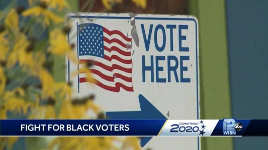 Presidential campaigns vying for black voters in Milwaukee