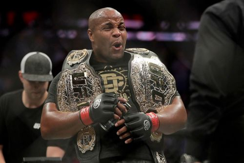 Dana White isn't sold on Daniel Cormier's UFC 252 retirement plan