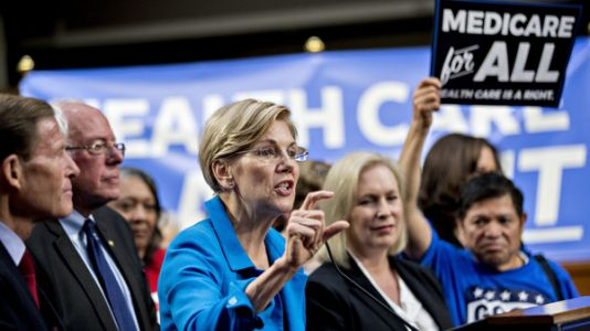 Here Are The 'Outside The Box' Progressive Ideas 2020 Democrats Are Pitching
