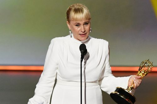 Patricia Arquette honors Alexis Arquette during 2019 Emmy acceptance speech