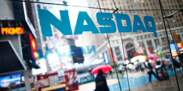Tech-heavy Nasdaq 100 becomes first major US stock index to reach record highs after coronavirus plunge