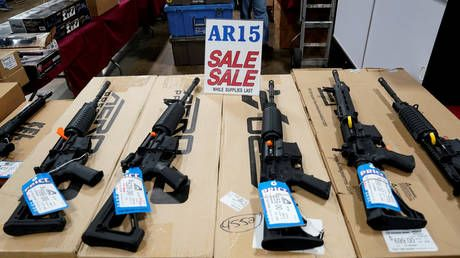 'They'll come knocking at your door': NRA says a Biden victory would deprive Americans of 'your AR-15,' sends Twitter into frenzy