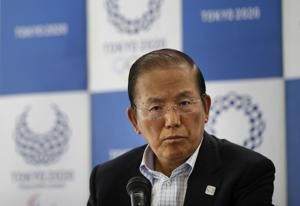Tokyo Olympics CEO suggests relaxed entry rules for athletes
