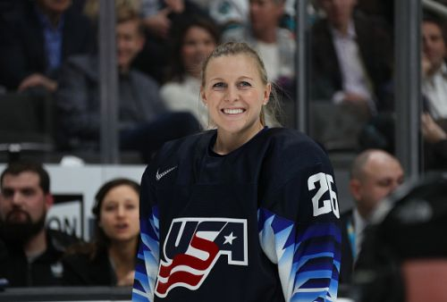 Blackhawks hire Kendall Coyne Schofield to be a development coach
