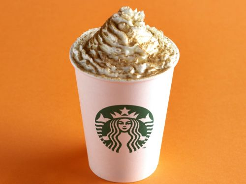 Vegans longing for a Pumpkin Spice Latte at Starbucks are in luck - as long as they live in the UK