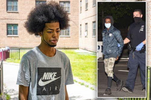 Teen subway slash suspect was kicked out of friend's Bronx pad: ex-pal