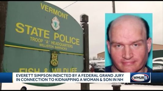 Everett Simpson indicted by federal grand jury