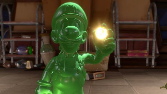 Trying to find a good game to play with a buddy? Try Luigi's Mansion 3!