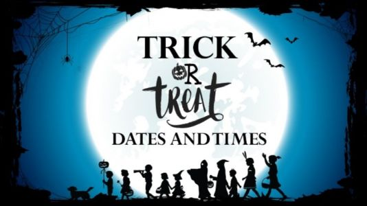 Trick-or-Treat 2018: Dates and times
