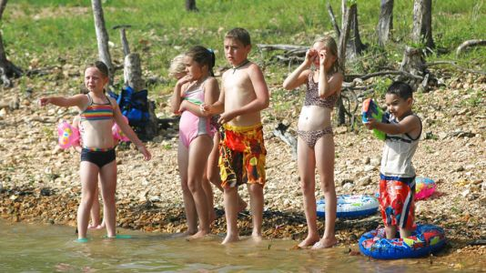 It's hot outside: Here are tips to stay safe when cooling off in the water