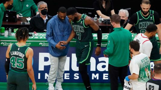 Celtics All-Star Jaylen Brown out for season with torn wrist ligament