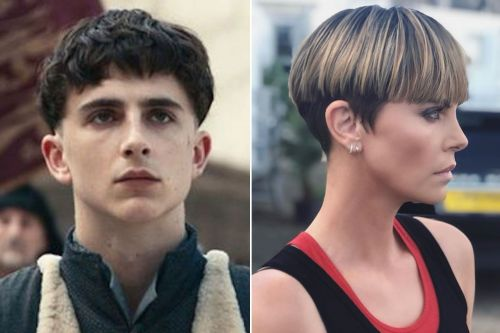 Bowl cuts are taking over Hollywood