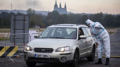 New Covid-19 lockdown for Czech Republic amid PM's stark warning of health system 'collapse'