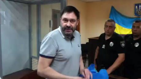 Kiev never wanted real trial, just to use me for blackmail - detained Russian journalist Vyshinsky