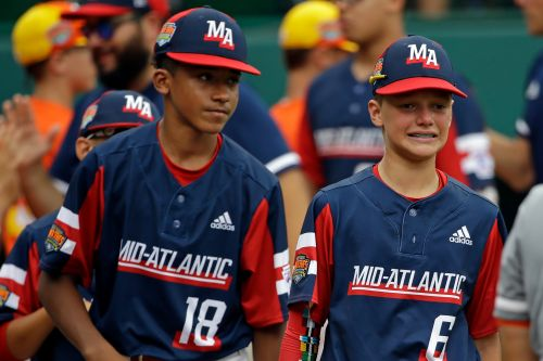Even in defeat, New Jersey little league shows what it's made of