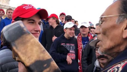Nick Sandmann's lawyers file $250 million lawsuit against Washington Post