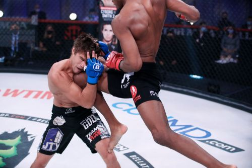 Michael Page 'over the moon' and ready for title shot after nose-breaking Bellator 258 win