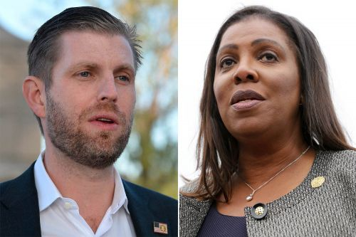 Eric Trump must testify before election in AG probe, judge rules