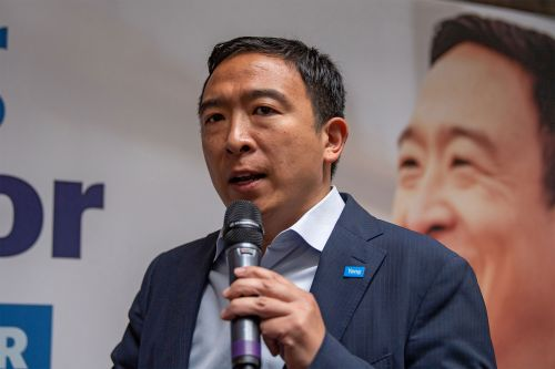 'I am not going to be the next mayor of New York City': Andrew Yang concedes