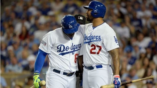 MLB trade rumors: Dodgers actively trying to move outfielders Yasiel Puig, Matt Kemp