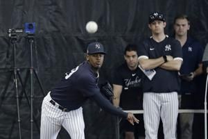 Yanks righty Severino needs Tommy John surgery, out for year