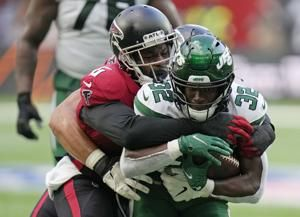 Falcons DE Dante Fowler placed on injured reserve