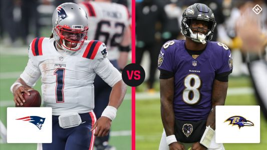 How to watch Ravens vs. Patriots: Week 10 game time, TV, odds and what to read