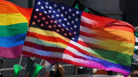 1 in 6 Americans under 23 say they're LGBTQ, as more people in the US than ever identify as non-heterosexual