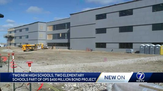 Two new high schools, two elementary schools part of OPS' $400 million bond project