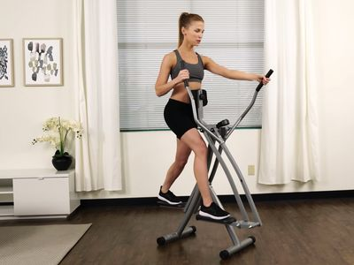 The best air walker and air glider exercise machines