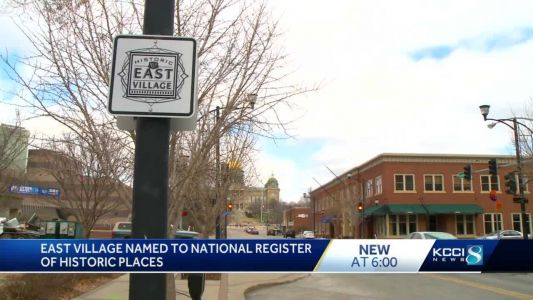 East Village listed on National Register of Historic Places