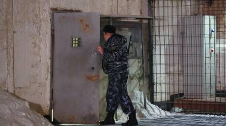 Russia's prison population falls to a record low - still large by European standards, but far smaller than US'