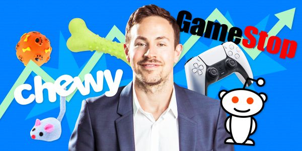 GameStop shares jump after retailer taps Chewy's Ryan Cohen to lead e-commerce shift