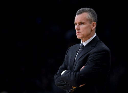Bulls name Billy Donovan new head coach