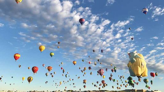 Balloon Fiesta releases this year's schedule of events