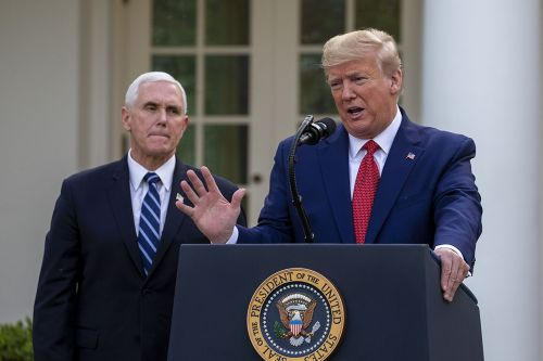 White House mandates coronavirus test for anyone in 'close proximity' to Trump or Pence