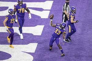 Vikings' Cook, Cardinals' Hopkins among best bets to score