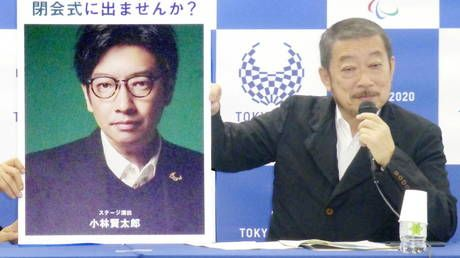 Tokyo Olympics show director FIRED on eve of opening ceremony over decades-old 'Holocaust joke'