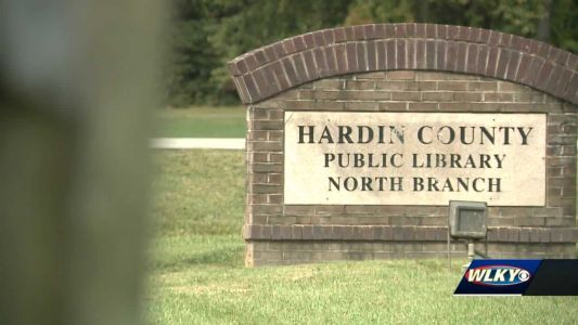 Community unites to help keep Hardin County library branch open