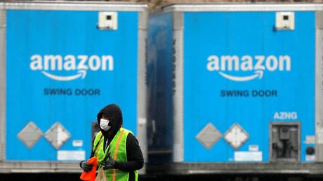 In meeting with Bezos, Amazon executives conspired to smear fired worker who led protest over Covid-19 safety conditions