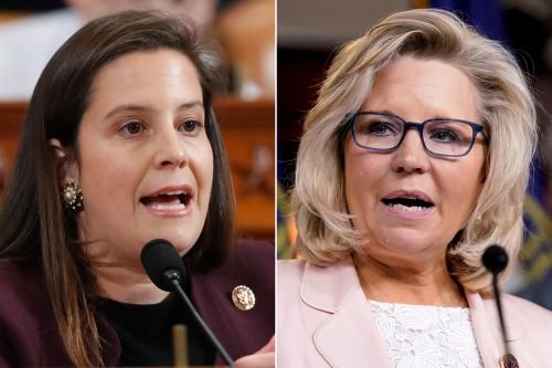 Rep. Elise Stefanik wins GOP conference chair vote to replace Liz Cheney