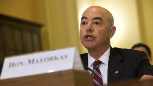 Alejandro Mayorkas, Biden's Pick For DHS Head, Would Be First Latino In Post