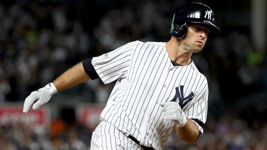 Yankees re-sign Brett Gardner to one-year deal, per reports