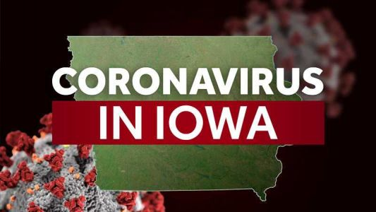 Iowa's 7-day COVID-19 positivity rate falls to 4%