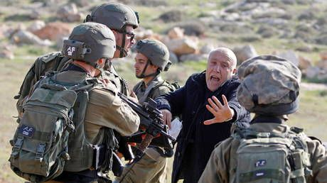 13yo Palestinian shot & killed by Israeli forces during West Bank protest against settlements - Health Ministry