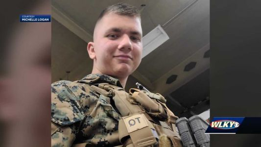 Young Marine who drowned in Kentucky lake planned to become police officer